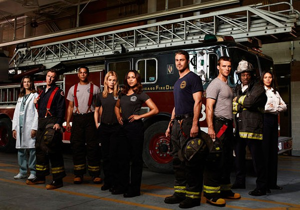 Chicago Fire - COURTESY PHOTO