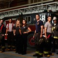 Shower scenes just lagnappe in 'Chicago Fire'
