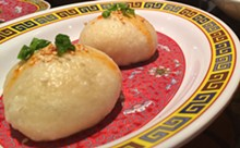 Chinese steamed buns - JESSICA ELIZARRARAS