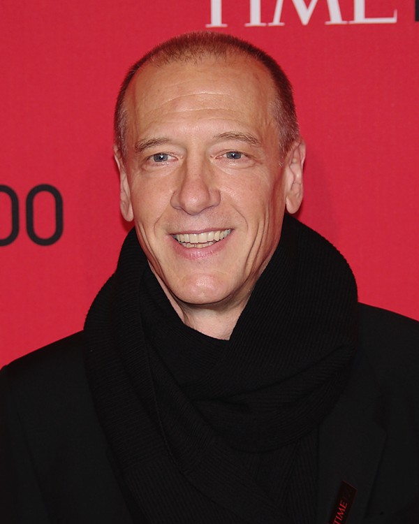 Christian Marclay in 2012 - WIKIMEDIA