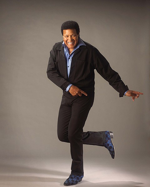 Chubby Checker - COURTESY