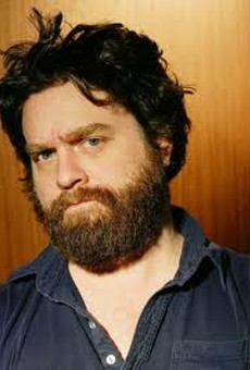 Chubby Hipster resents being called 'Zach Galifianakis'
