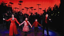 Mary Poppins delivers Banks children from snootery in style