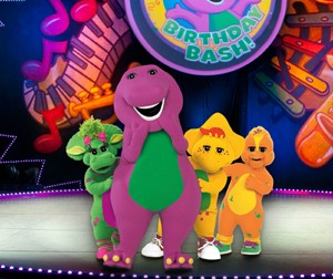 Barney Live In Concert Birthday Bash The Daily - Barney live in concert birthday