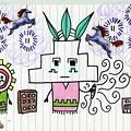 Art opening: CAM: Underground Ghetto Cartoon People