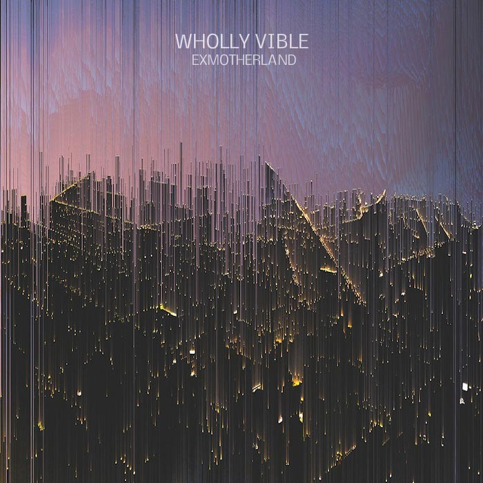 Cover art for Wholly Vible's 'ExMotherland'