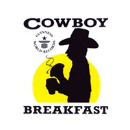 Cowboys Dance Hall to Host Cowboy Breakfast January 24
