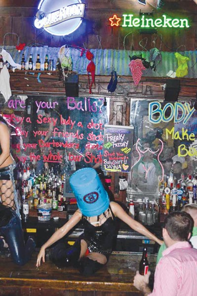 Coyote Ugly offers creative ways to forget your ex - COURTESY PHOTO