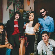 Creatura Rising: Far-out local psych-rockers celebrate debut EP