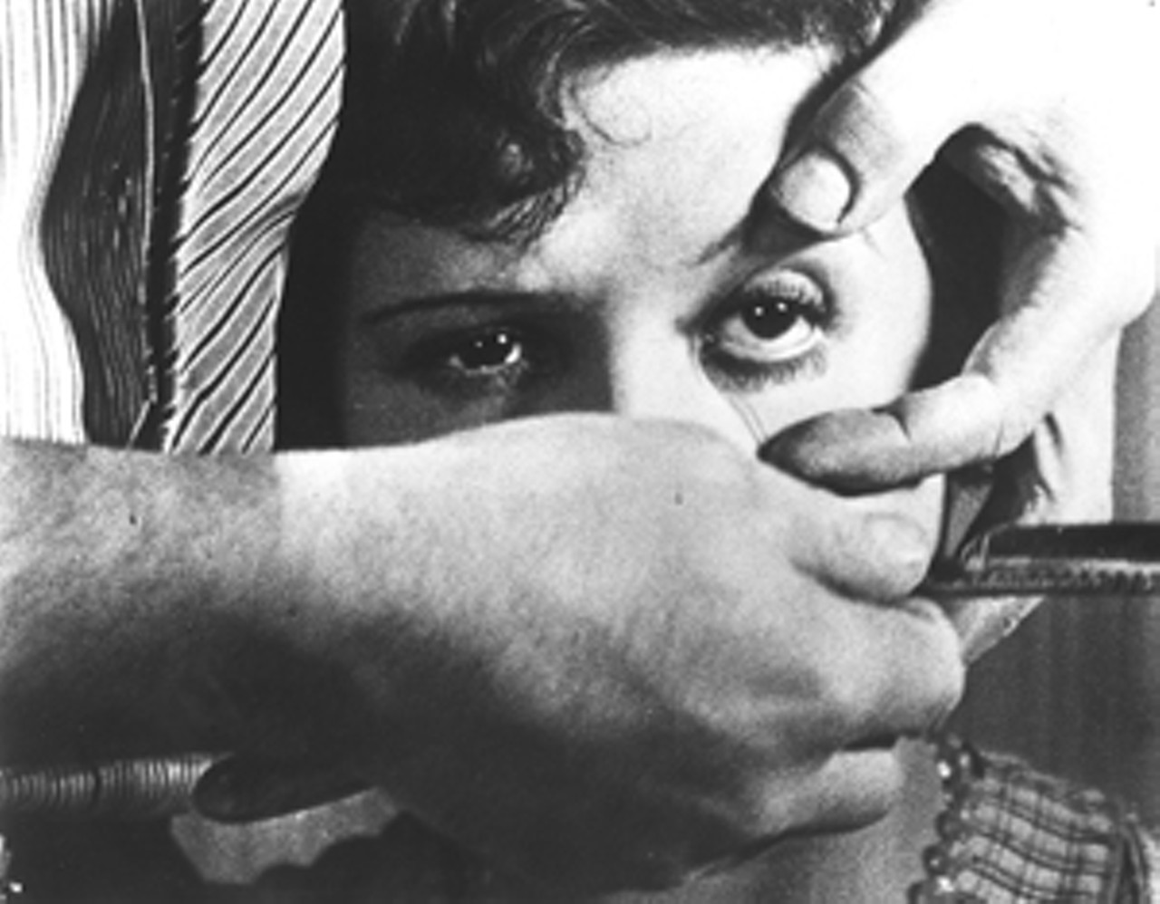 Age Reel Chien critic's pick: un chien andalou (an andalusian dog) and l'age d'or