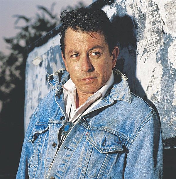 Culture Clash — Joe Ely's music knows no boundaries - COURTESY PHOTO