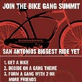 Cyclers .... Come out and play-ee-ay ...