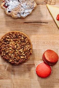 Decadent desserts from Bakery Lorraine