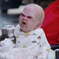 DEVILISH BABY TERRORIZING NEW YORK COMES TO SA ON FRIDAY