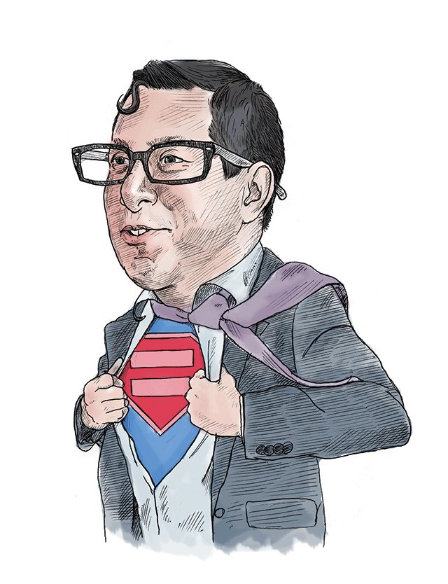 Diego Bernal to the rescue? - JEREMIAH TEUTSCH