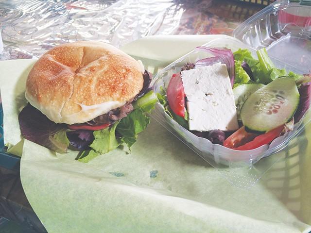 Ditch Subway and actually eat fresh - JESSICA ELIZARRARAS
