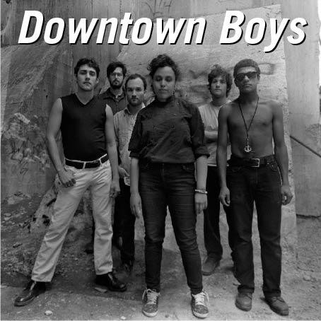 Downtown Boys - COURTESY