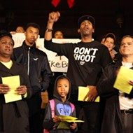Downtown Rally and March for Ferguson Planned Friday