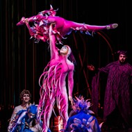 Dreams Of Flight: Cirque Du Soleil's 'Varekai' Lands In SA