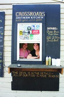 Drew Morros and Roberta Marques of Crossroads Kitchen - SARAH FLOOD-BAUMANN