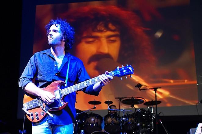 Dweezil Zappa - COURTESY