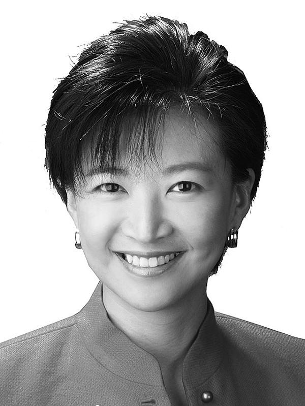Elisa Chan - COURTESY IMAGE