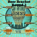 Elite Eight: Texan Beer Bracket Edition