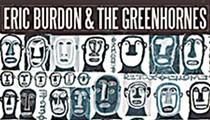 Eric Burdon & The Greenhornes: 'Eric Burdon & The Greenhornes EP'