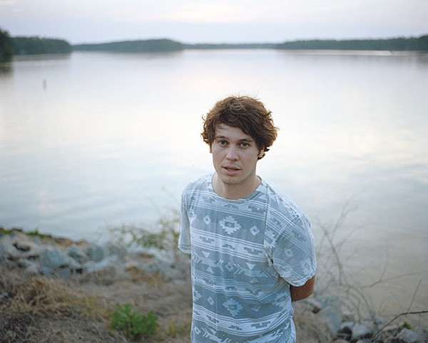 Ernest Greene, aka Washed Out - COURTESY PHOTO