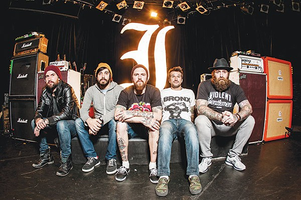 Every Time I Die—the calm after the storm - COURTESY PHOTOS