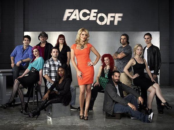 Face Off - COURTESY PHOTO
