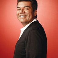 Failure Is Not an Option: George Lopez returns to SA