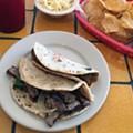Lunchtime Snob: Fajita Taco Place