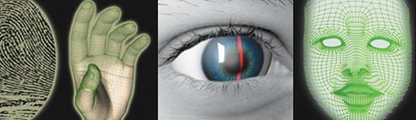 FBI rendering of biometrics - COURTESY PHOTO