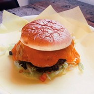 82. Eat A Macho Burger At Chris Madrid's