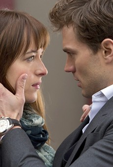 50 Shades of Grey is not the total train wreck it should've been.