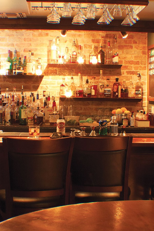 Follow the green light into Stone Oak's only speakeasy - DONTÉ GRIFFIN