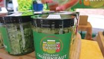 Foodie Finds: San Diego's beating us in artisanal sauerkraut?