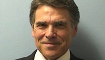 Judge Refuses to Dismiss Rick Perry's Indictment for the Second Time