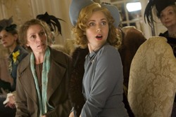 Frances McDormand and her new ward, Amy Adams.