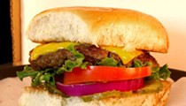 Free Cheeseburgers at Mark's Outing on September 18
