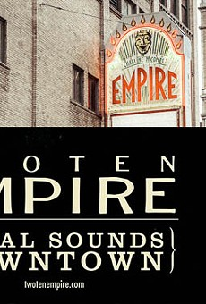 The Lost Project kicks off a joint concert series between Freetail Brewing Co. and The Empire Theatre.