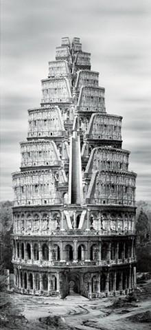 Gabriel Figueroa Flores, Torre Foliada