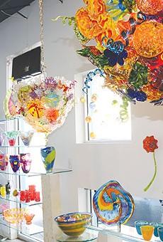 Garcia Art Glass on South Alamo Street