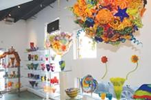 BRYAN RINDFUSS - Garcia Art Glass on South Alamo Street