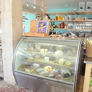 A La Mode Gelato Opens At Blue Star Art Complex
