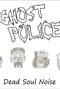Ghost Police: 'Dead Soul Noise EP'