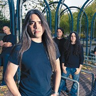 Fates Warning Back In SA With a Vengeance