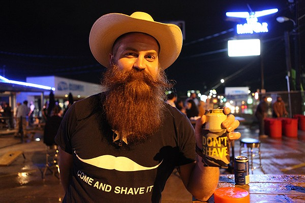 Got what it takes to compete at Beardcon? - FILE PHOTO\