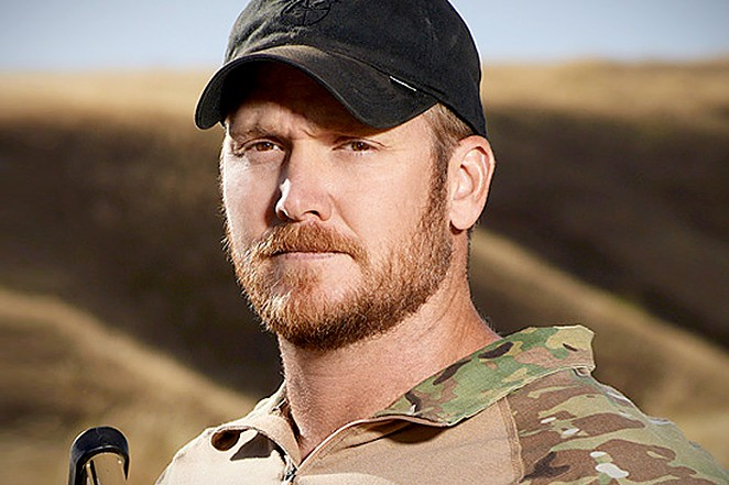Chris Kyle - WIKIMEDIA COMMONS